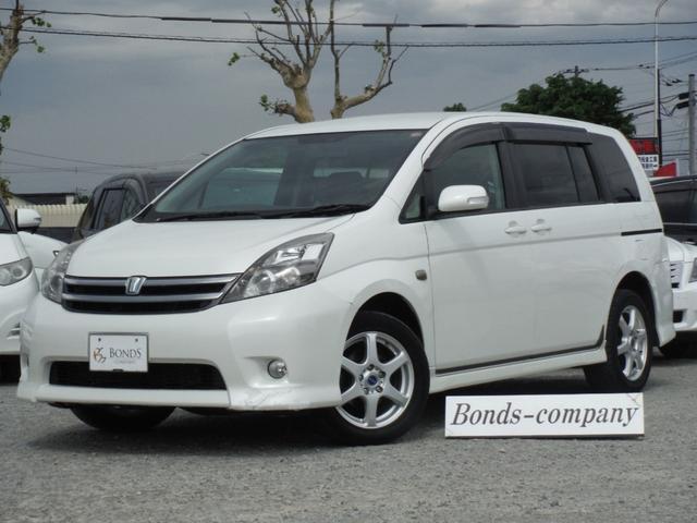トヨタ プラタナ純正ナビゲーション・Bモニター・4WD
