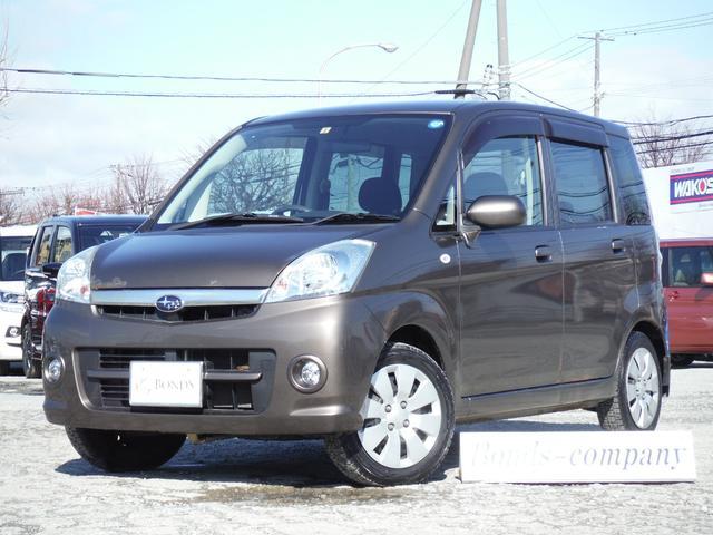 スバル L ブラックインテリアセレクションCVT・4WDスマートキー