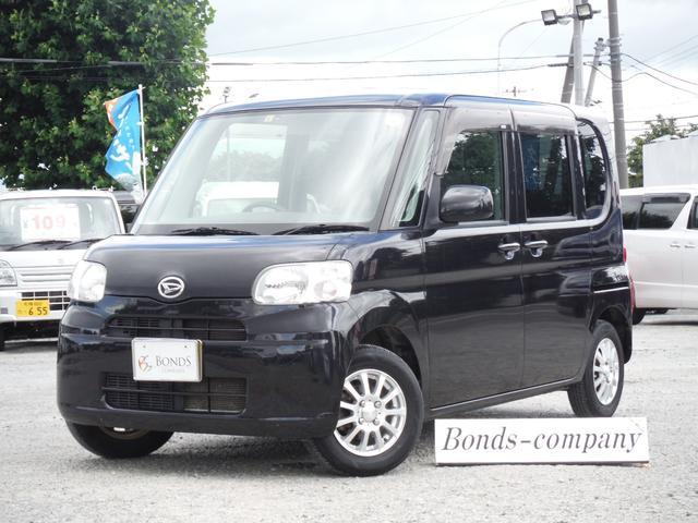 ダイハツ タント X 4WDスペシャル 車検令和3年8月26日まで・スマートキー・ETC