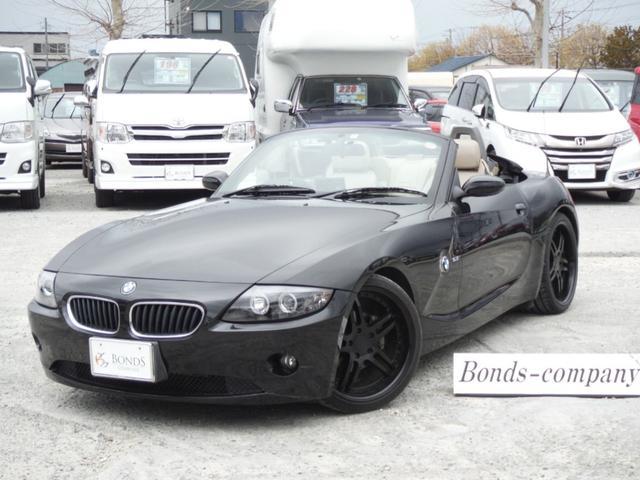 BMW 2.5i 2.5i(2名)本革シート・ナビゲーション・Bモニター・19インチ社外アルミホイール・オープンカー・車検令和5年4月26日迄