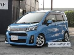 ステラカスタムRS 4WD・モモステアリング・ローダウン(車高調)・本州使用車・インタークーラーターボ