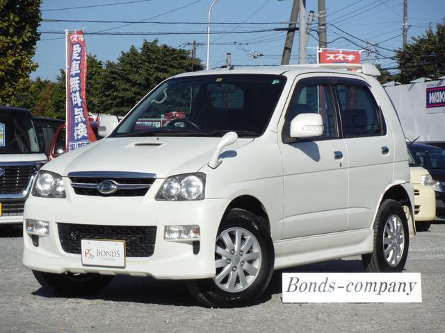 ダイハツ カスタムX 4WD スマートキー タイミングベルト交換済