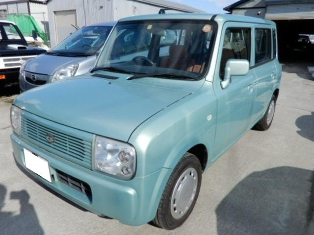 スズキ G 4WD ベンチシート シートヒーター オーディオCD コラムオートマ