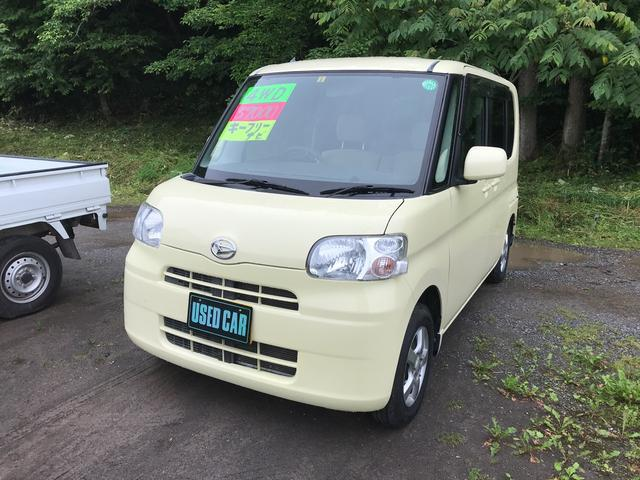 X ナビ 軽自動車 4WD(1枚目)