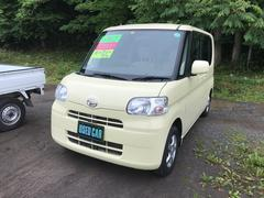 タントX ナビ 軽自動車 4WD