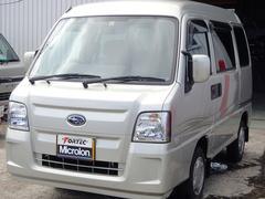 サンバーバンディアスマニュアル5速 4WD ワンオーナー
