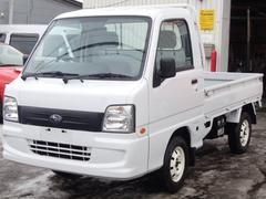 サンバートラックTB エアコンパワステ マニュアルパートタイム4WD