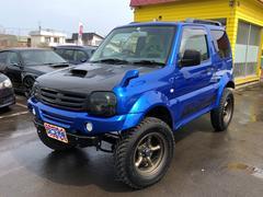 ジムニーワイドデモカー 1800ccエンジン載換車