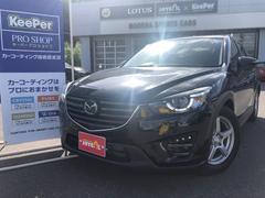 CX−5XD Lパッケージ 4WD サンルーフ 黒革シート ナビ