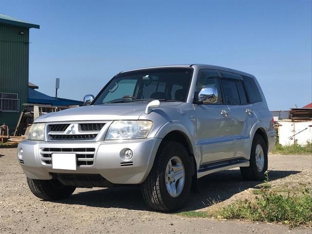 三菱 パジェロ ロング エクシード-I 4WD
