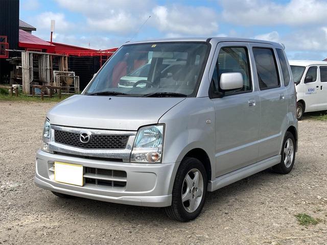 マツダ AZワゴン FX 4WD