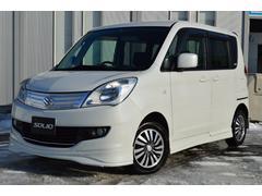 ソリオX 4WD 社外ナビ 電動ドア