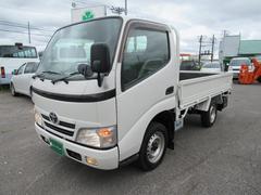 ダイナトラックシングルジャストロー3.0DT 1.2t 4WD 5MT