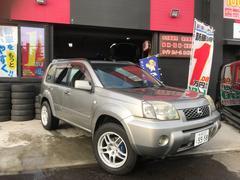 エクストレイルGT・4WD・BRIDEセミバケ・GT−Rアルミ
