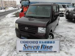 ムーヴコンテL 4WD 保証付 事故無 Tチェーン CD MD キーレス
