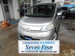 セレナ20RS 4WD 保証付 Tチェーン スマートキー CD