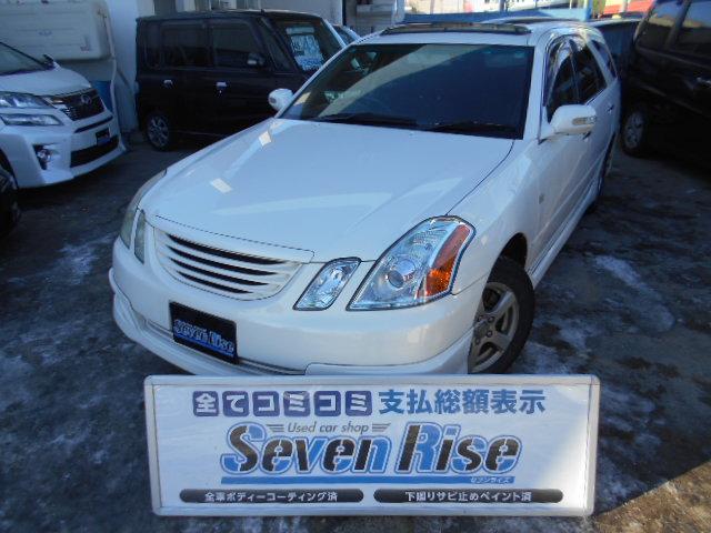 トヨタ 2.5iR-S Four 4WD 事故無 ナビ サンルーフ