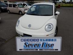 VW ニュービートルベースグレード 事故無 キーレス 純正AW CD ABS