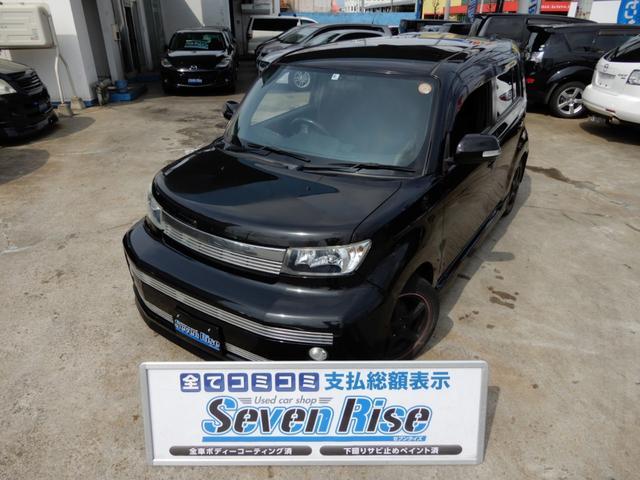 トヨタ bB SエアロGパッケージ 保証付 事故無 社外AW Tチェーン