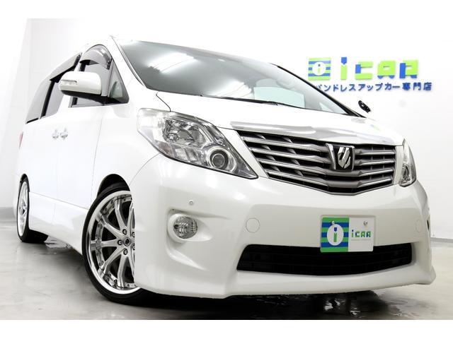 トヨタ 350Sプレミアムサウンド TEIN車高調 WORK20AW