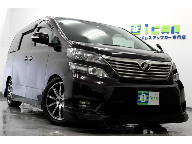 トヨタ 2.4Z プラセレII BIGX10 HKS車高調 19AW