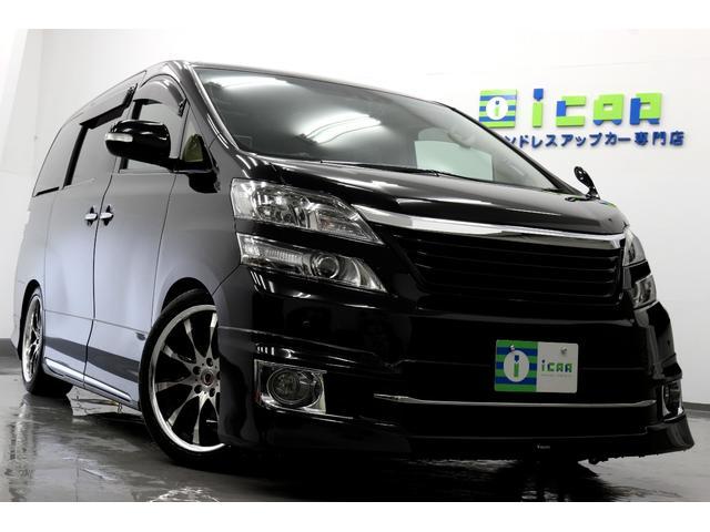 トヨタ 3.5VプレミアムシートED サンルーフ BIGX 19AW