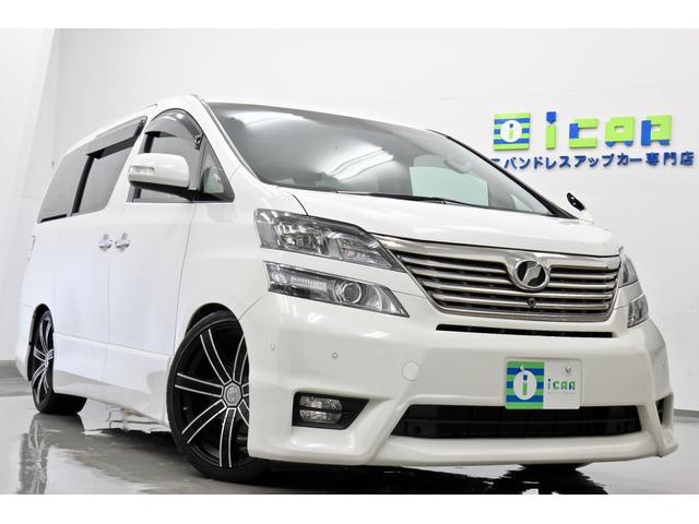 トヨタ 3.5ZG-ED プレミアムサウンド Pバックドア 20AW