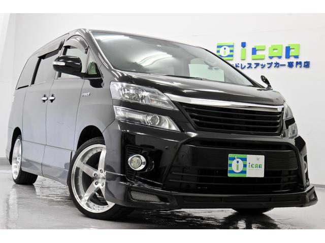トヨタ ZR アドミエアロ HDDナビ 新品タイヤ/新品20AW