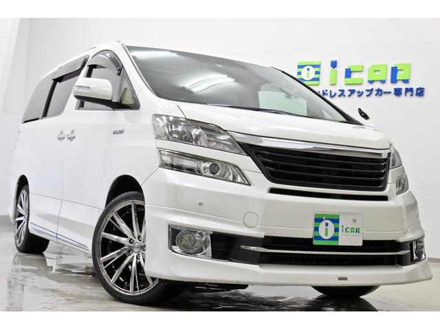 トヨタ X サンルーフ ワンオナ モデリスタ 新品タイヤ/20AW