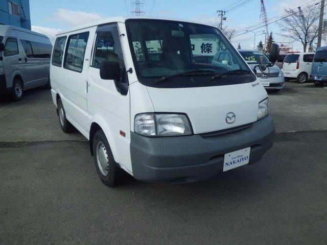 マツダ DX 低床 4WD