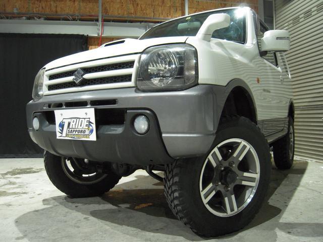スズキ ランドベンチャー 4WD オートマ 3インチリフトアップ