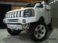 ジムニーワイルドウインド 4WD オートマ 2.5インチリフトアップ