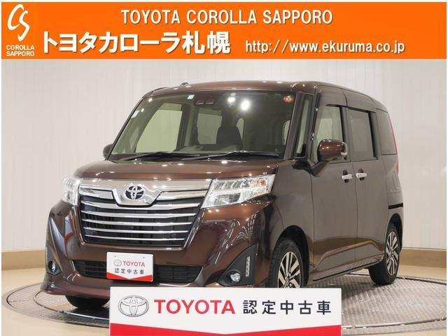 トヨタ カスタムG 4WD デモカー・メモリーナビ付