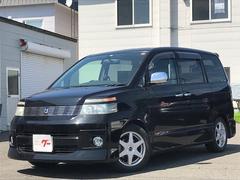 ヴォクシーZ 煌・4WD・ETC・車高調・片側電動ドア