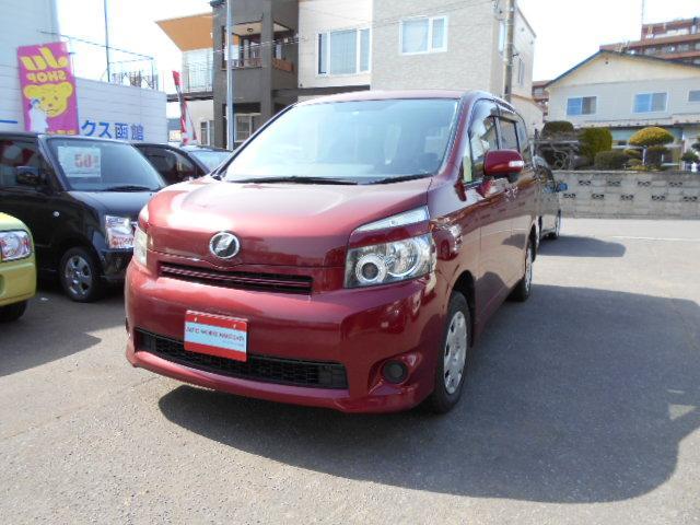 トヨタ X 4WD CVT 新品ナビ付 本州仕入