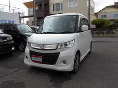 パレットSWXS 4WD CVT ナビ TV 電動スライドドア