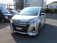 ノアSi 4WD ナビ バックカメラ TV 電動スライドドア