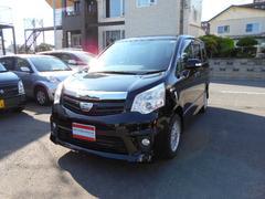 ノアS 4WD CVT 純正ナビ TV バックカメラ 本州仕入
