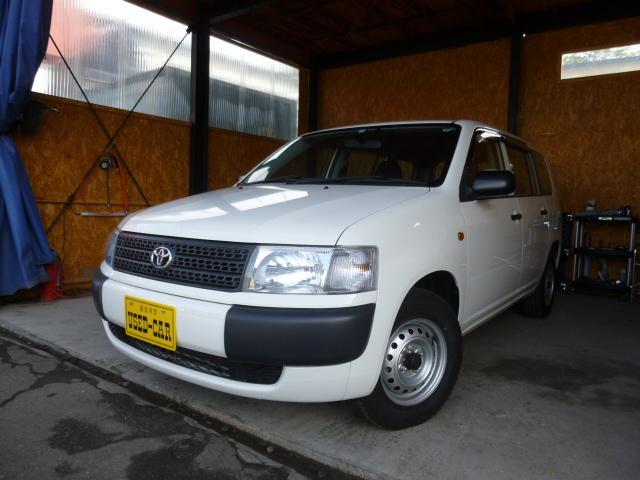 トヨタ DXコンフォートパッケージ 4WD ETC 冬タイヤ