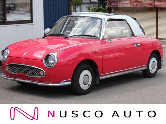 Photo of NISSAN FIGARO BASE GRADE / used NISSAN