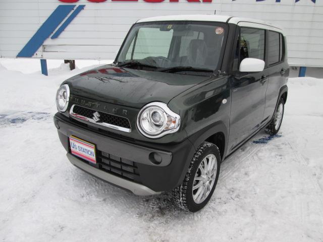 スズキ Fリミテッド 4WD セットオプション装着車