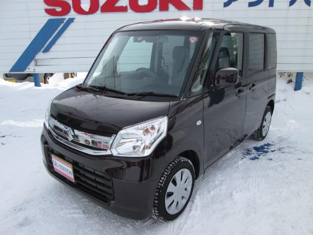 スズキ Gリミテッド 4WD デュアルブレーキサポート装着車