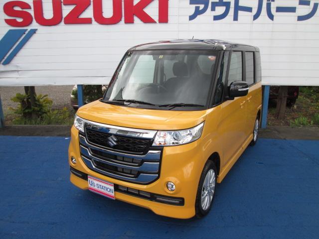 スズキ 4WD デュアルカメラブレーキサポート装着車