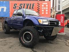 タコマエクストラキャブ TRD S/C サンルーフ 4WD