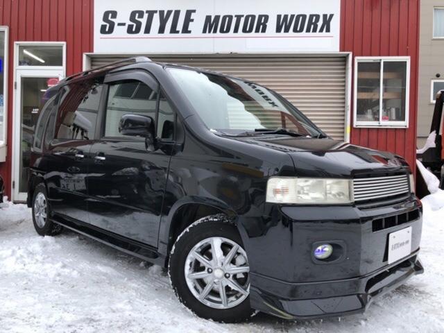 ホンダ W 4WD vAW 5名乗り AC CVT