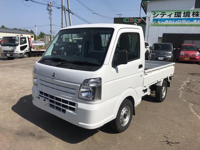 三菱 M 4WD AC 5MT 修復歴無 軽トラック