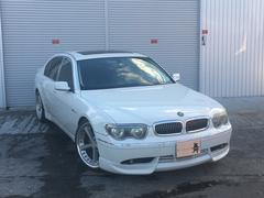 BMW745i ロング 左ハンドル サンルーフ