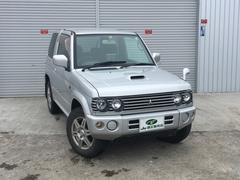 パジェロミニリンクスV 4WD ナビ AW