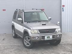 パジェロミニXR 4WD ターボ