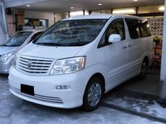 アルファードVAX Lエディション 4WD W電動ドア ナビTV 本州車